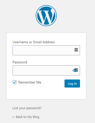 How to Login to Your WordPress Admin (Easy Step) 1
